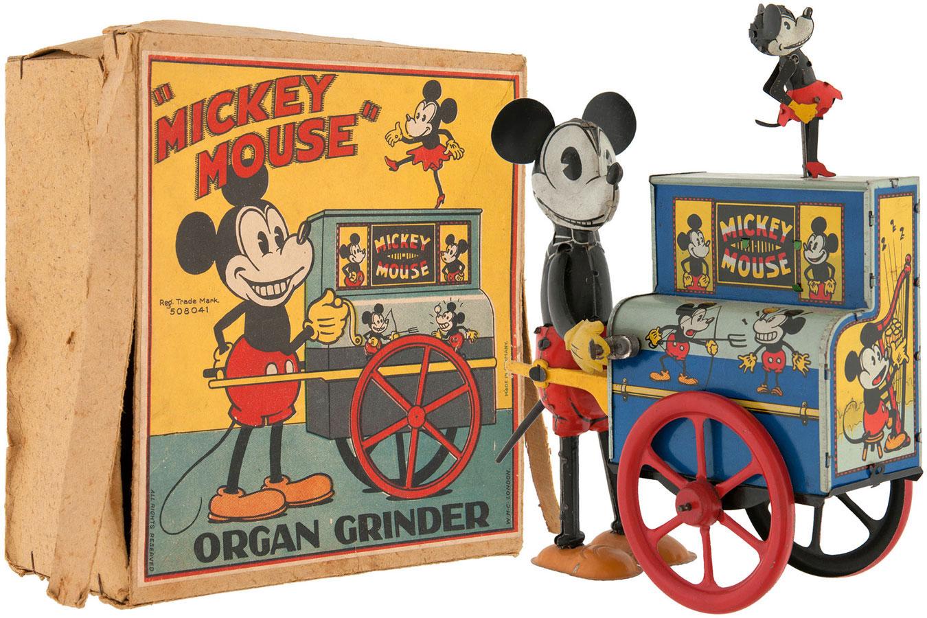 grinder mickey