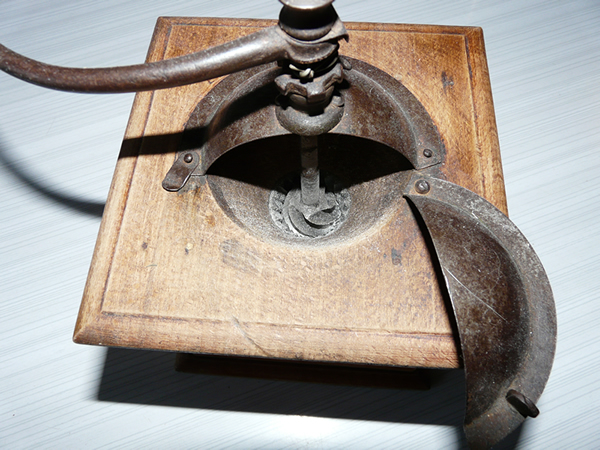 moulin à graines