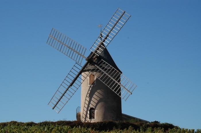 moulin a grain de mais