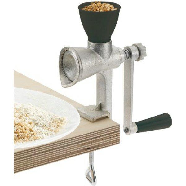 moulin manuel graines de lin