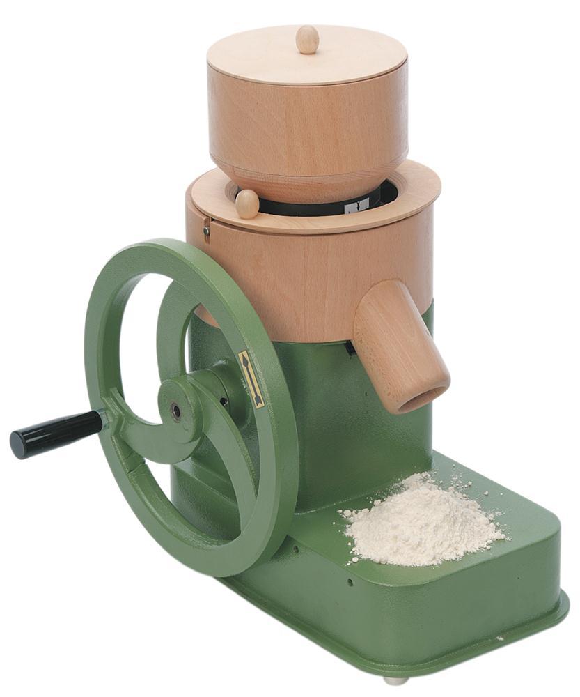 moulin a graines et cereales electrique