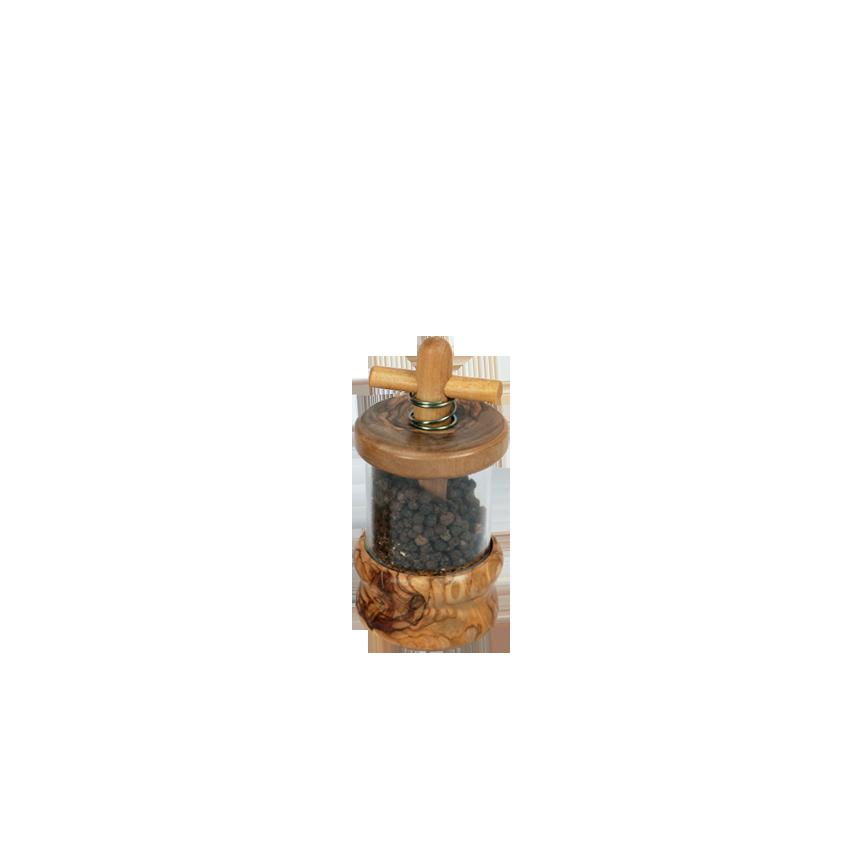 moulin a poivre bois artisanal