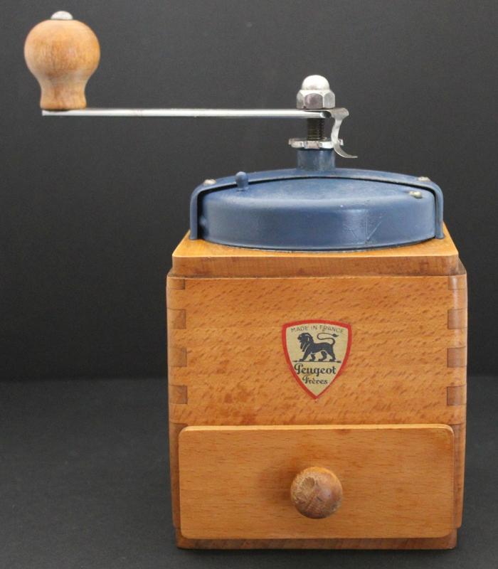moulin à café manuel peugeot ancien