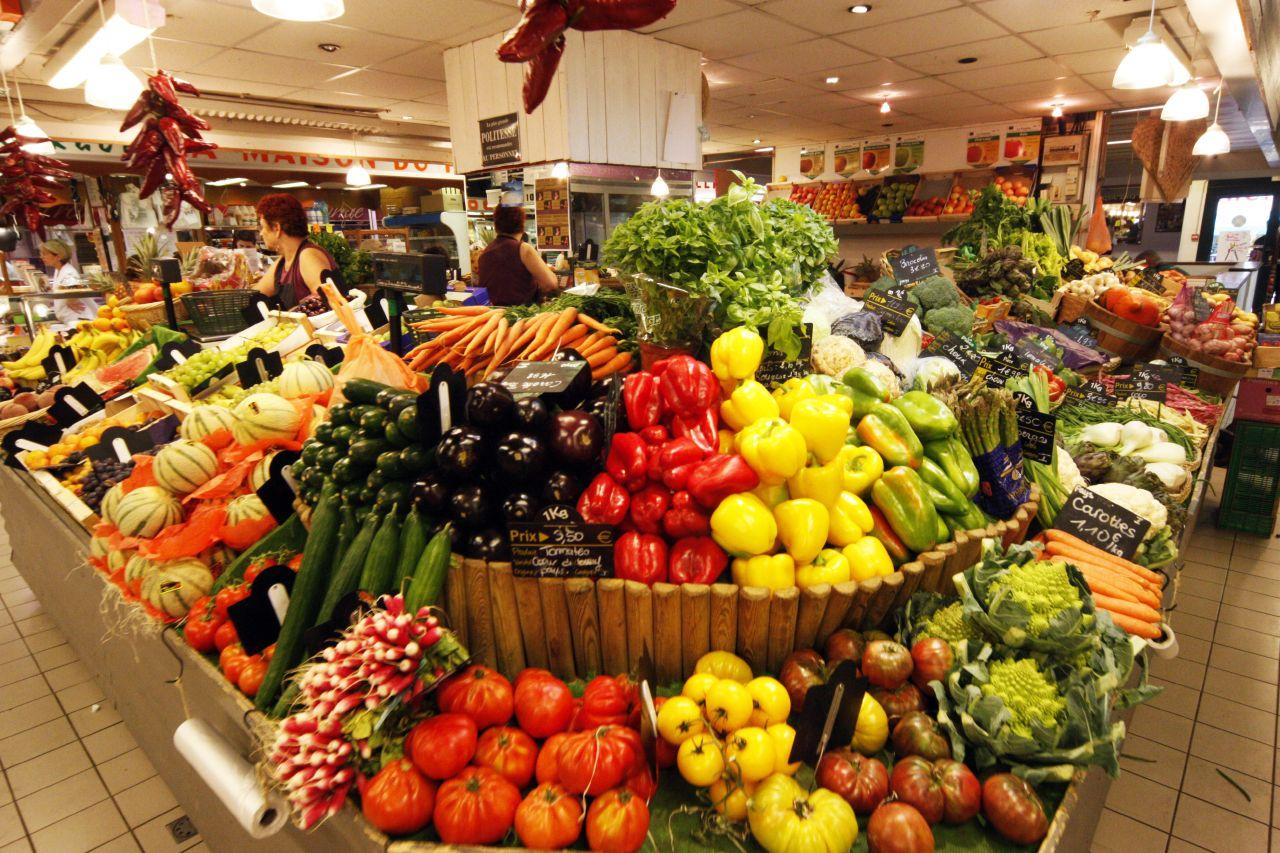 coupe légumes et fruits