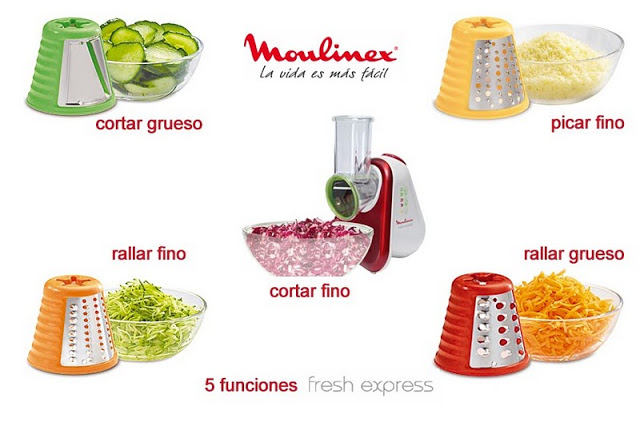 fresh express moulinex