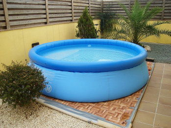jacuzzi gonflabe