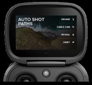 petit drone avec caméra