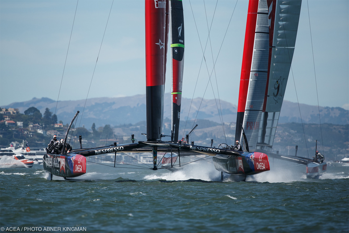 when is the next america's cup race
