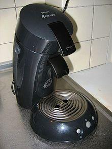 cafetiere capsule