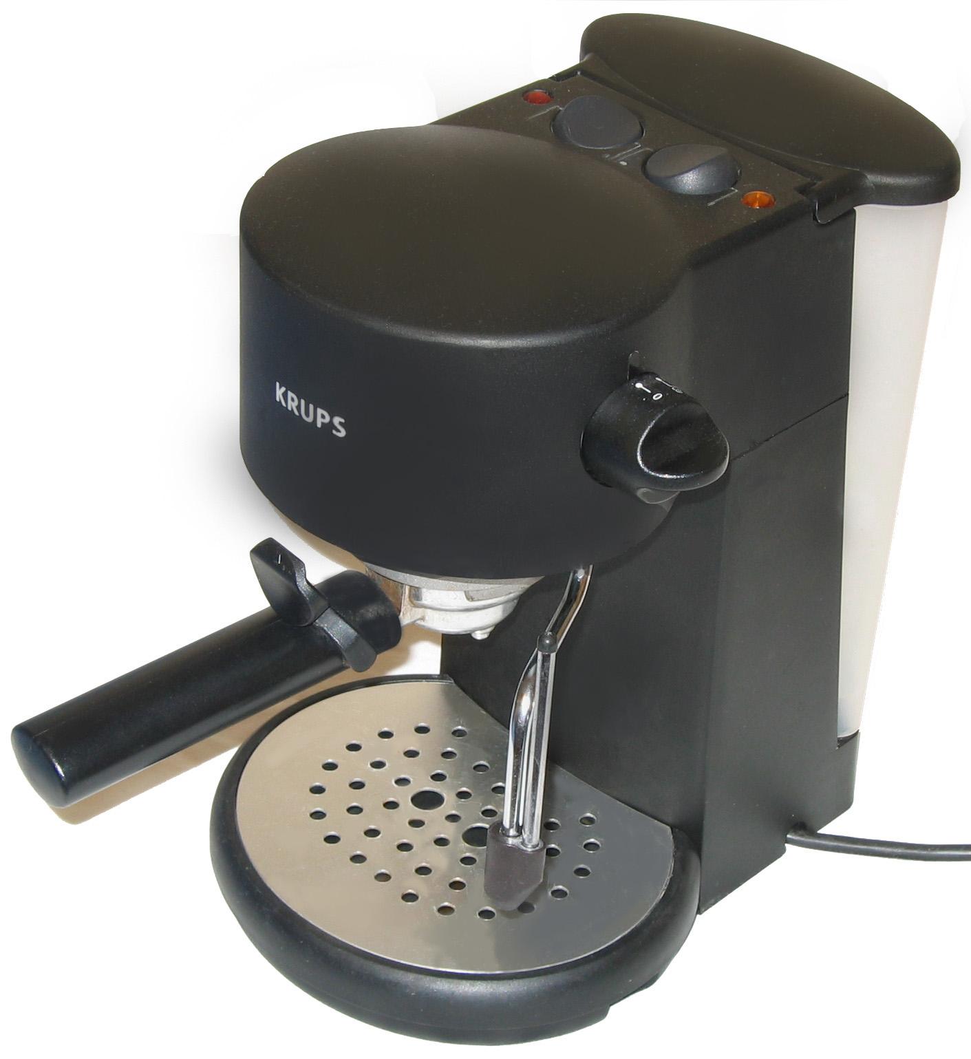 machine a café expresso krups