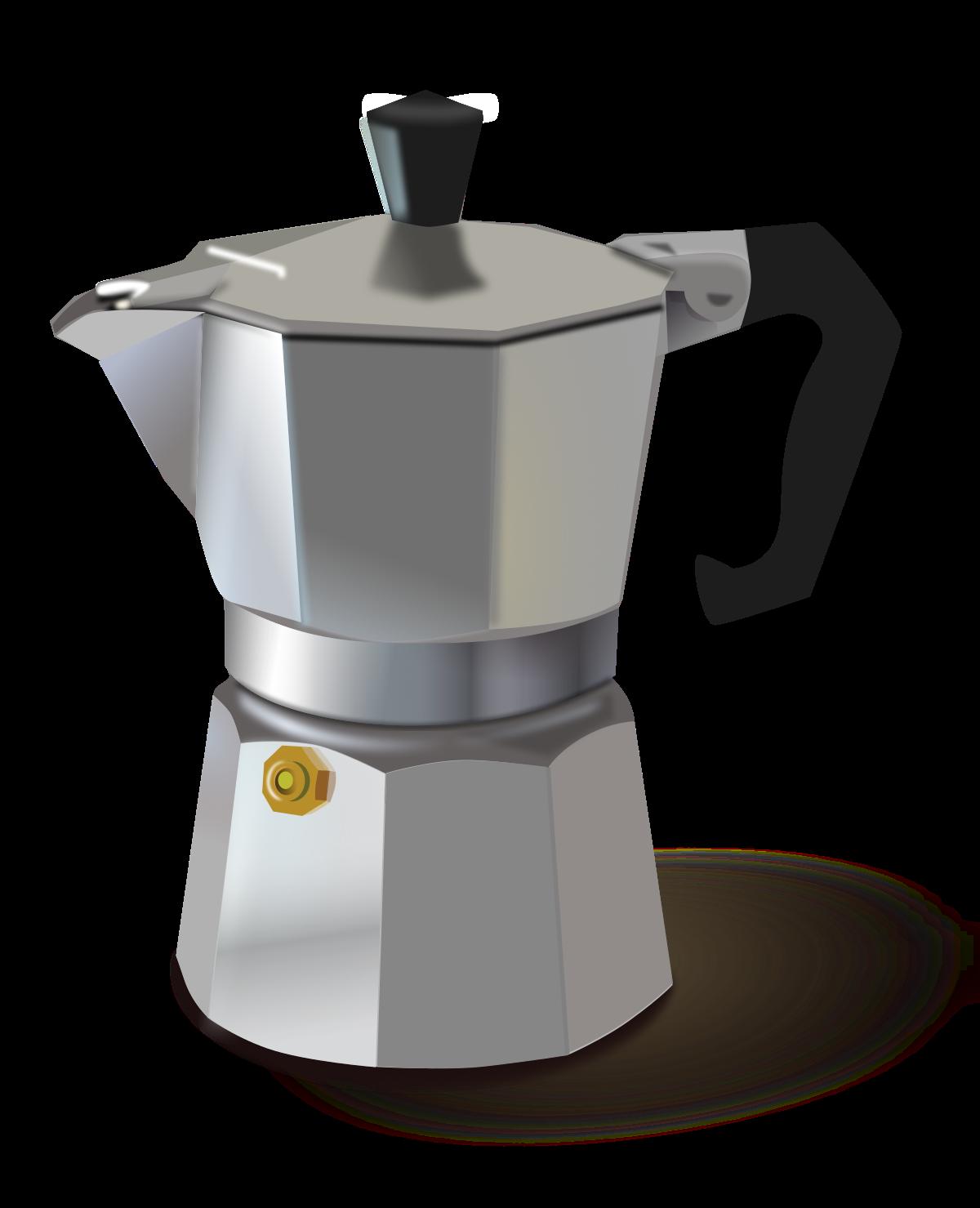 cafetière électrique italienne