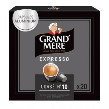 capsules de café pas cher