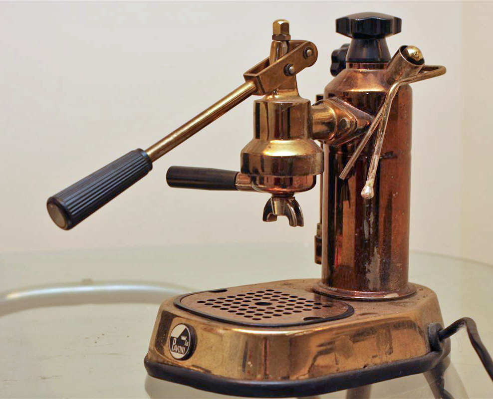 ancienne cafetiere italienne