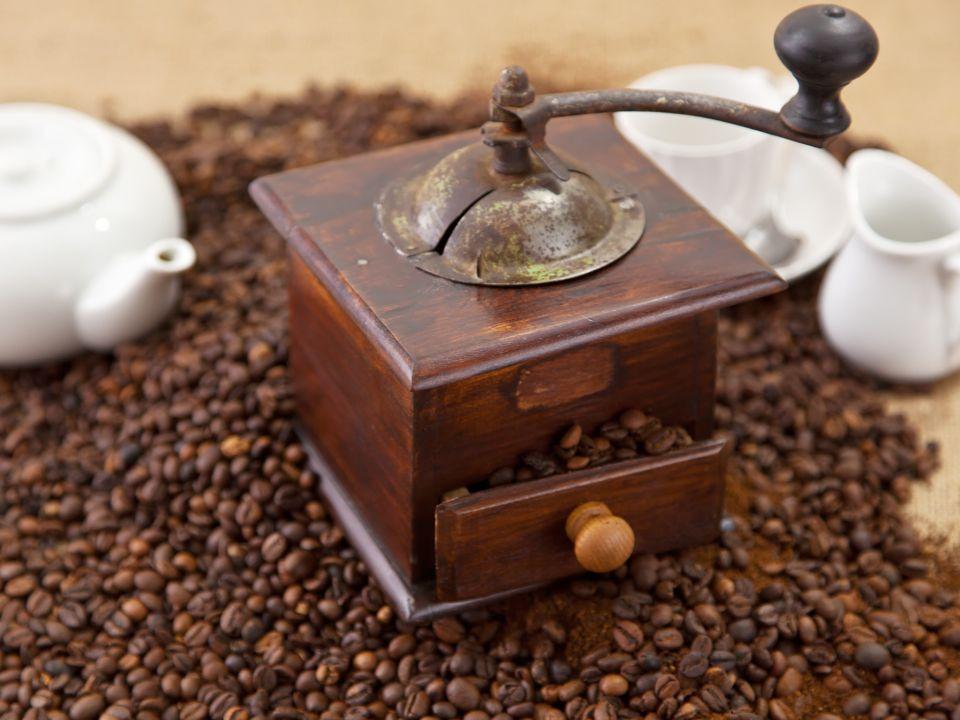 cafetiere ancienne brocante